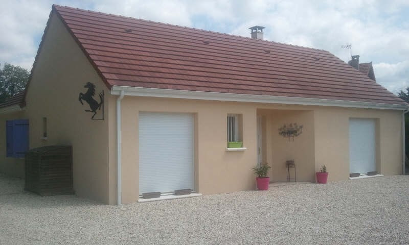 Sale house / villa Clemont 165 000€ - Picture 1