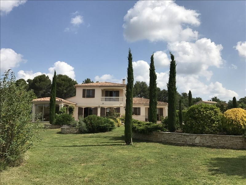 Vente de prestige maison / villa St cannat 920 000€ - Photo 2