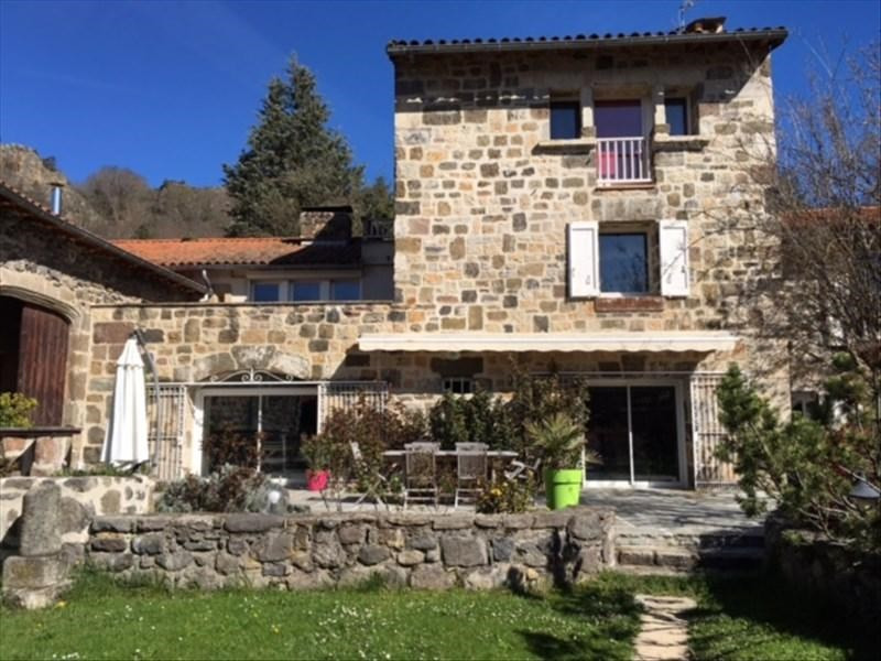 Sale house / villa Polignac 410 000€ - Picture 1