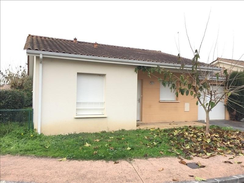 Vente maison / villa Cadillac 128400€ - Photo 6