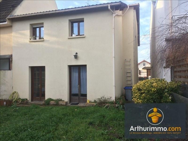 Sale house / villa Les pavillons sous bois 294000€ - Picture 1