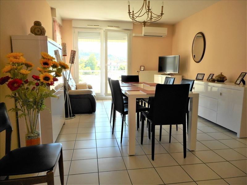 Vente appartement Voiron 249600€ - Photo 2