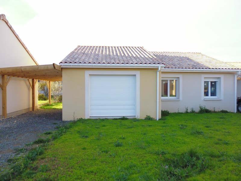 Venta  casa Migne auxances 185000€ - Fotografía 2