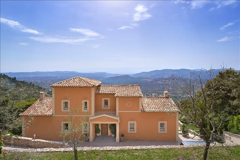 Vente de prestige maison / villa Cabris 1340000€ - Photo 3