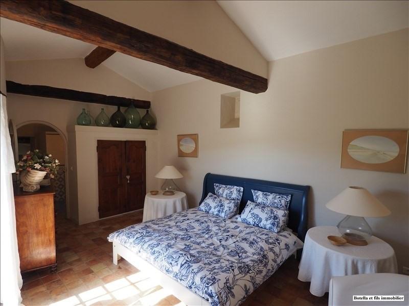 Vente de prestige maison / villa Uzes 1080000€ - Photo 8