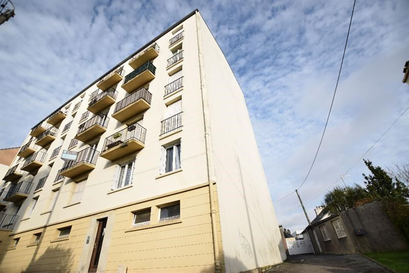Rental apartment Brest 390€ CC - Picture 1