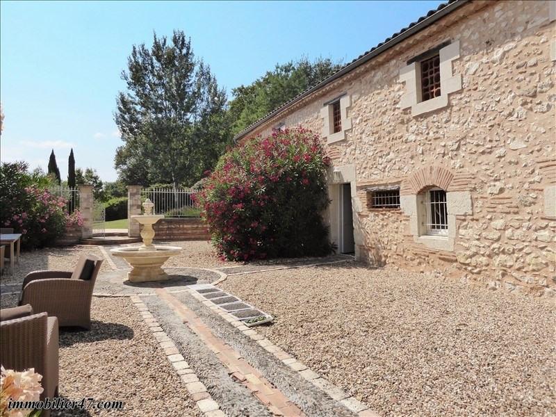 Deluxe sale house / villa Castelmoron sur lot 535000€ - Picture 8