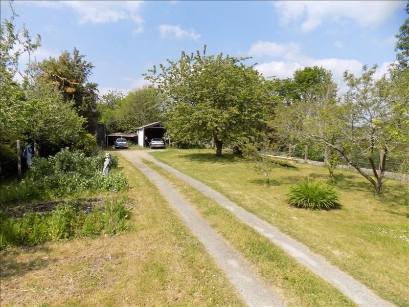 Verkoop  stukken grond Fouesnant 98000€ - Foto 3