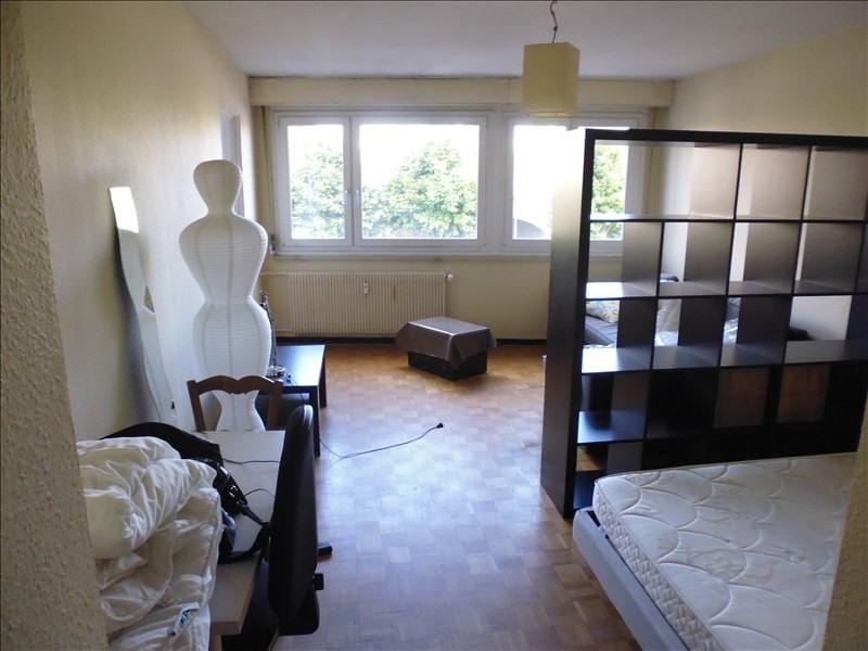Vente appartement Strasbourg 98000€ - Photo 1