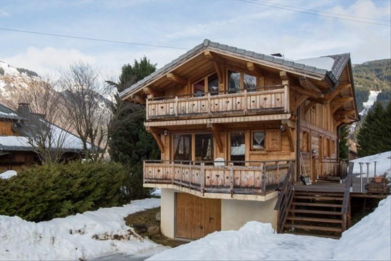 Immobile residenziali di prestigio casa Morzine 845000€ - Fotografia 1