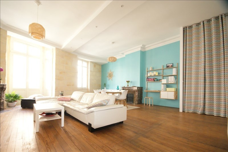 Vente de prestige appartement Bordeaux 599000€ - Photo 1