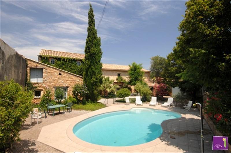 Vente de prestige maison / villa Goudargues 505000€ - Photo 10