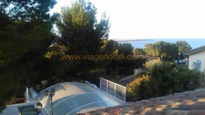Vendita nell' vitalizio di vita casa Leucate 535000€ - Fotografia 2