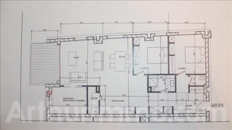 Vente appartement Saint marcellin 244200€ - Photo 2