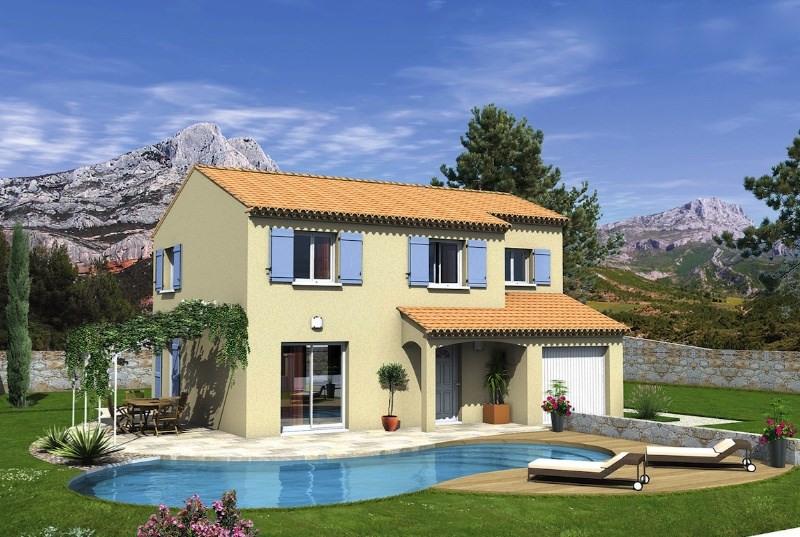 Maison  4 pièces + Terrain 162 m² Calvisson par maisons Punch