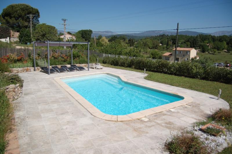 Verkauf von luxusobjekt haus Montauroux 499000€ - Fotografie 10