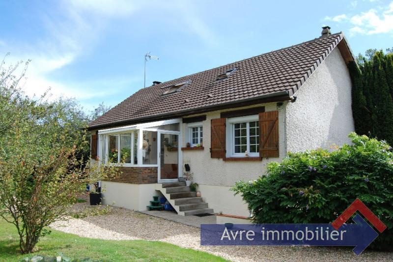 Vente maison / villa Verneuil d avre et d iton 169500€ - Photo 1
