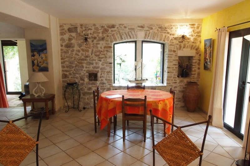 Vente de prestige maison / villa St paulet de caisson 560000€ - Photo 5