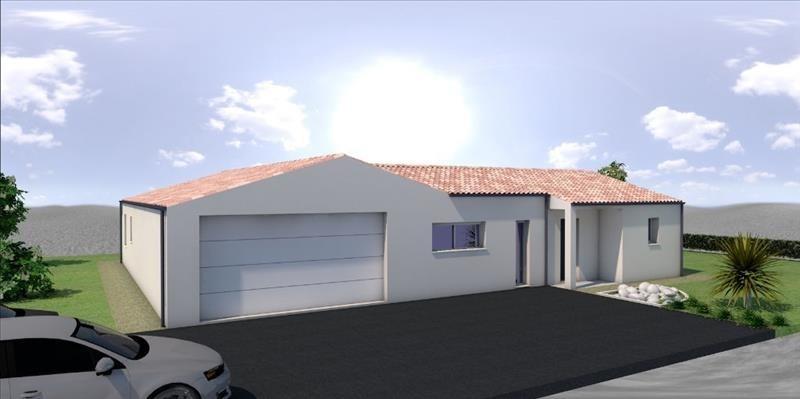 Vente maison / villa Mougon thorigne 223000€ - Photo 1