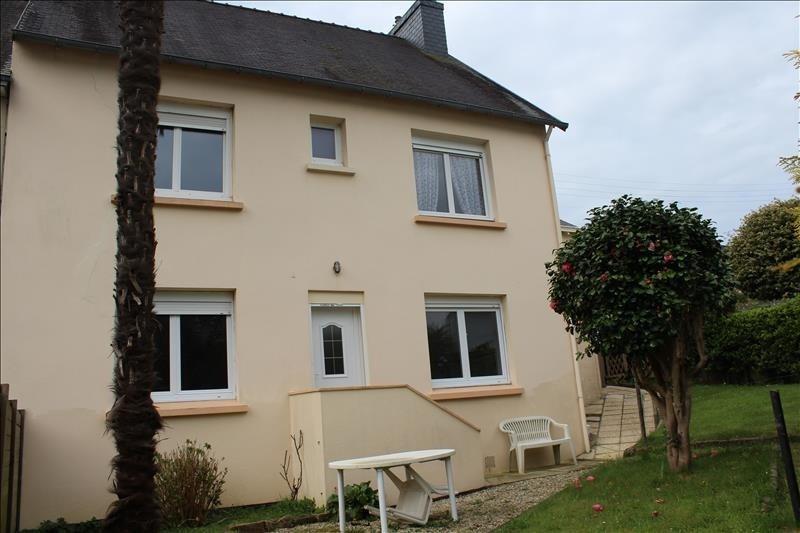 Sale house / villa Quimper 161570€ - Picture 1