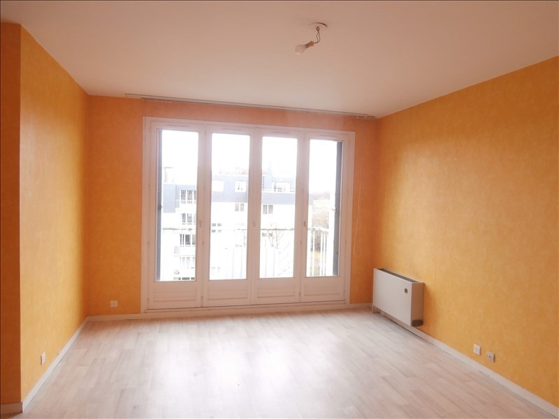 Rental apartment Herouville st clair 585€ CC - Picture 2