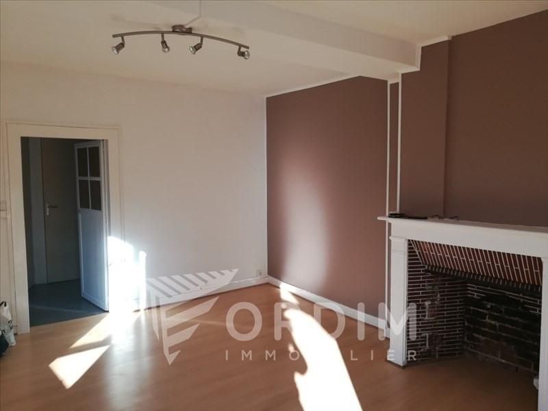 Rental apartment St fargeau 375€ +CH - Picture 1