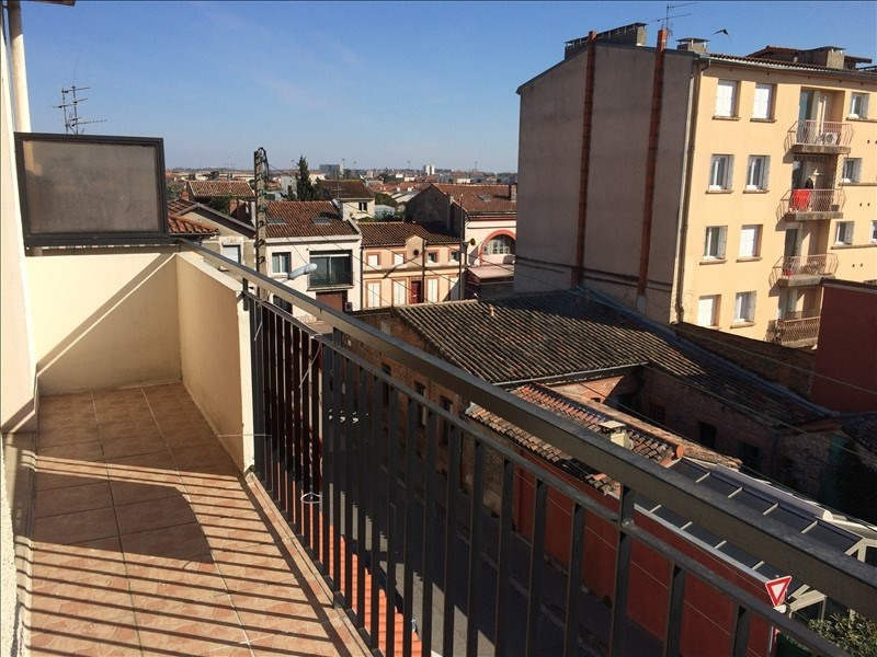 Vente appartement Toulouse 155 000€ - Photo 1