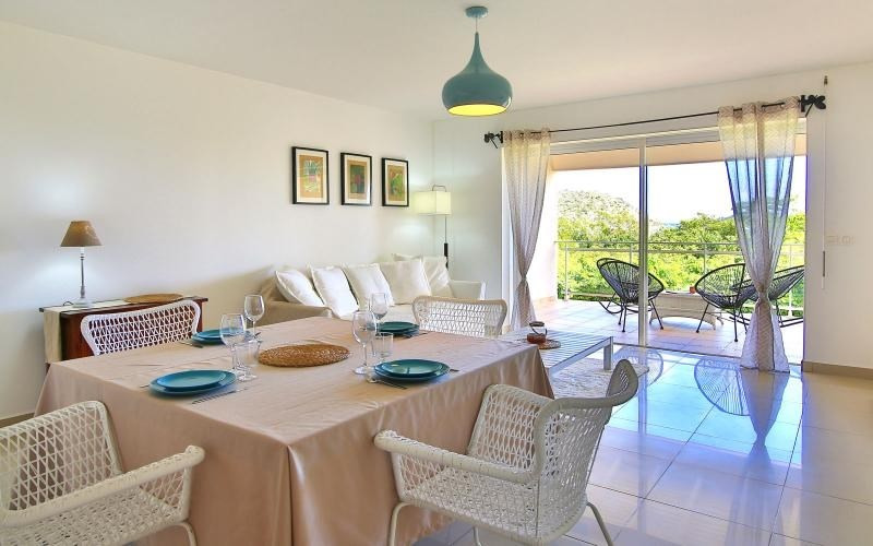 Deluxe sale apartment St martin 350000€ - Picture 1