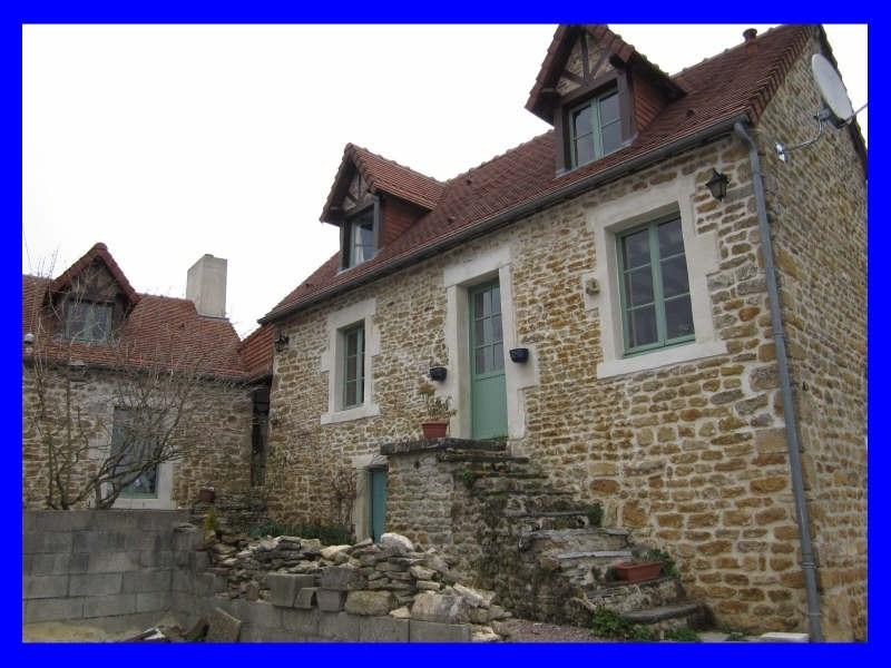 Vente maison / villa Thury harcourt 149800€ - Photo 1