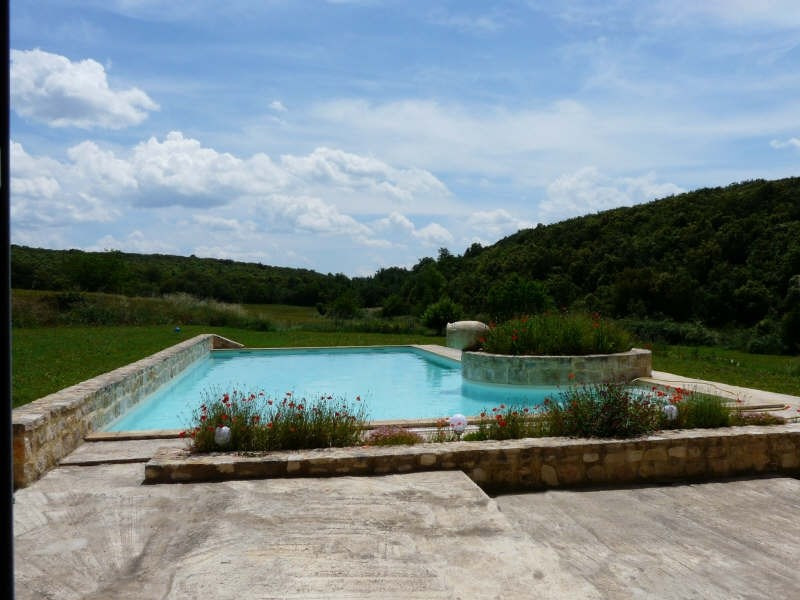Immobile residenziali di prestigio casa Barjac 695000€ - Fotografia 11