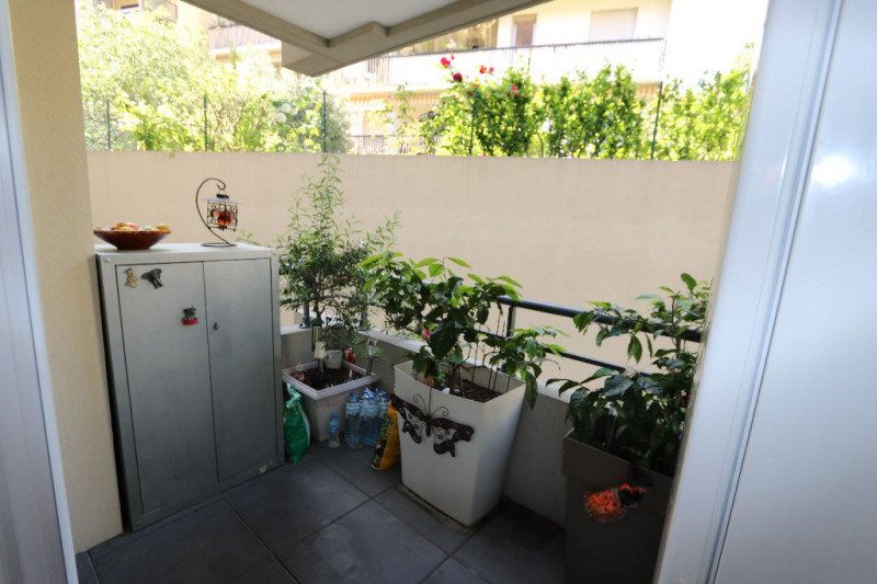 Rental apartment Nice 790€ CC - Picture 4