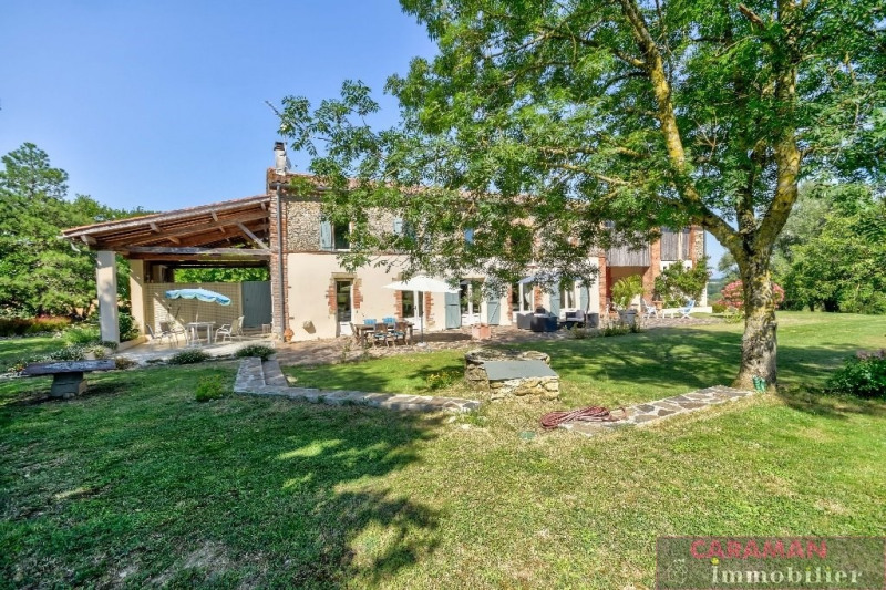 Vente de prestige maison / villa Caraman  secteur 599000€ - Photo 15