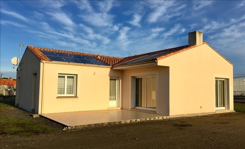 Vente maison / villa St mars de coutais 257250€ - Photo 1