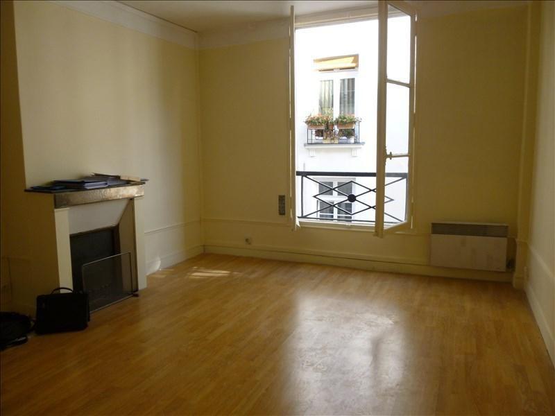 Sale apartment Paris 2ème 443000€ - Picture 1