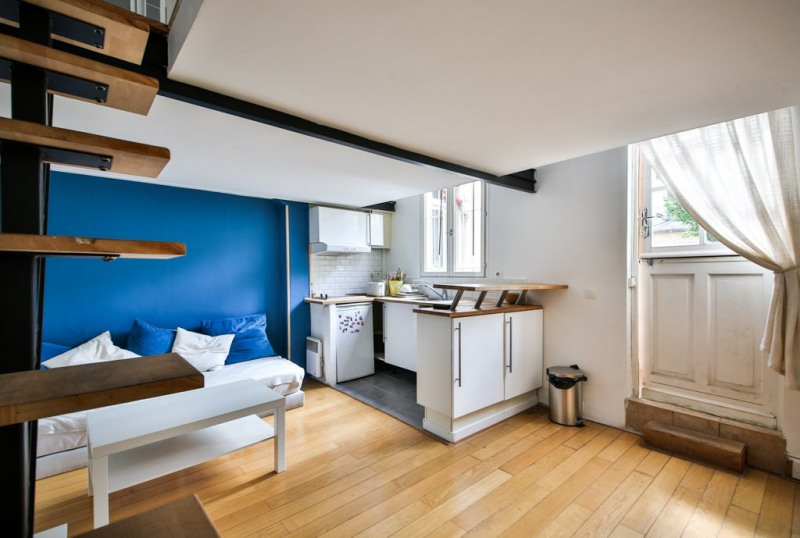 Deluxe sale apartment Boulogne-billancourt 320 000€ - Picture 4