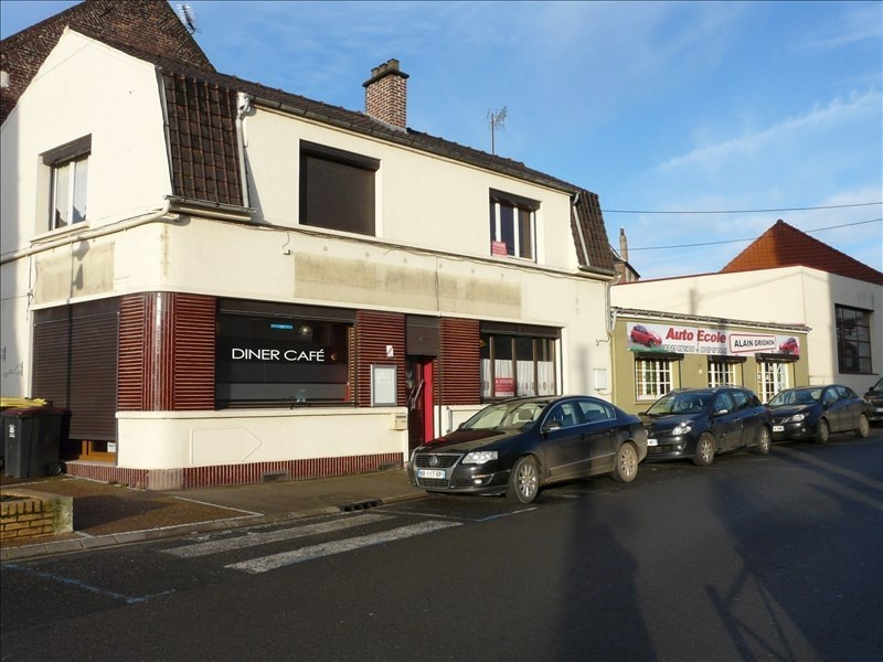 Sale building Lumbres 138500€ - Picture 1