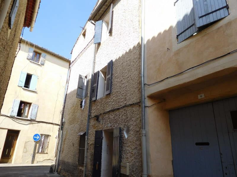 Vendita casa Carpentras 69000€ - Fotografia 1
