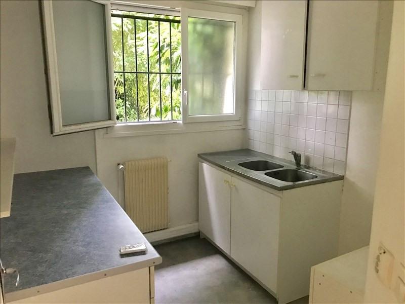 Rental apartment Ste genevieve des bois 545€ CC - Picture 1