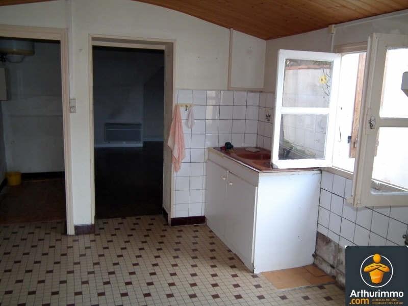 Sale house / villa Matha 54500€ - Picture 7