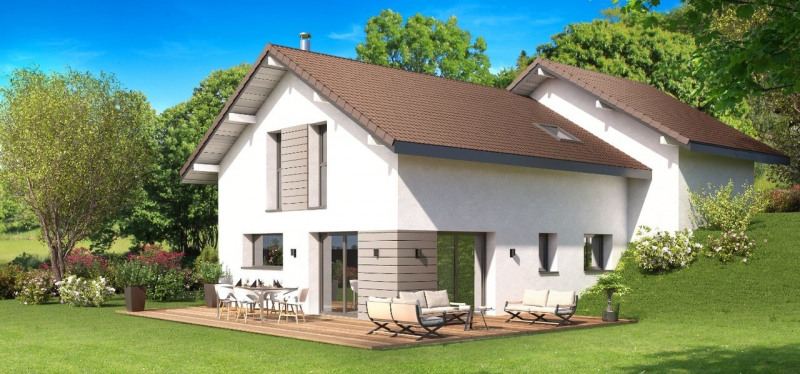 Sale house / villa Saint-martin-bellevue 533500€ - Picture 1