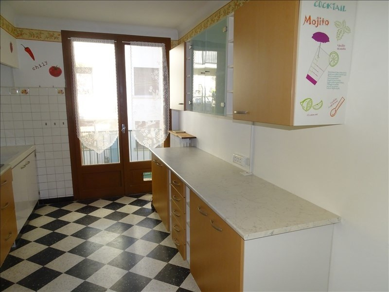 Vente appartement Sete 132000€ - Photo 1