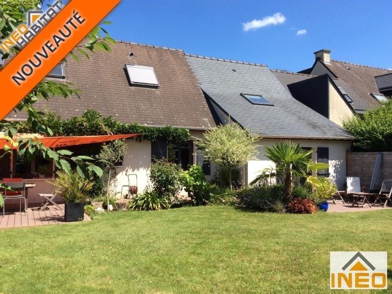 Vente maison / villa La meziere 329000€ - Photo 1