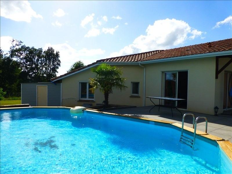Vente maison / villa Gaas 213500€ - Photo 1