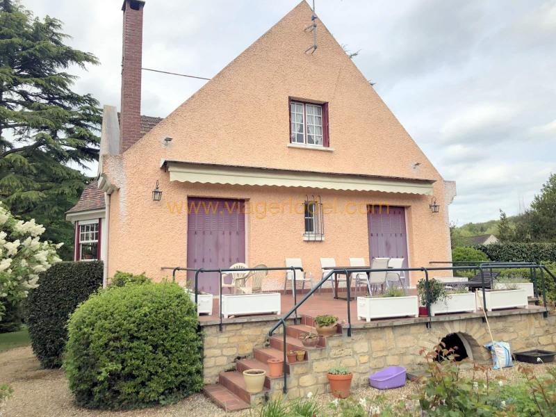 Vitalicio  casa Vetheuil 322500€ - Fotografía 6