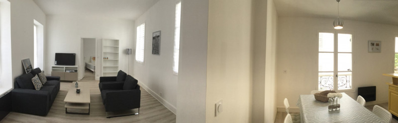 Rental apartment Fontainebleau 2 100€ CC - Picture 3