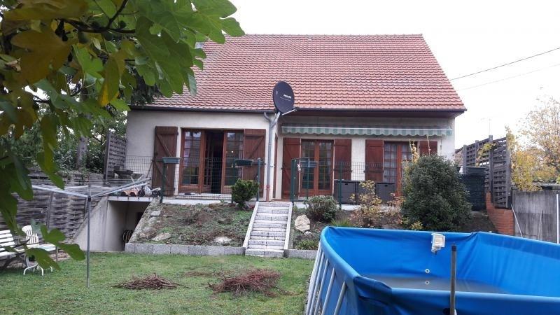 Sale house / villa Taverny 454000€ - Picture 2