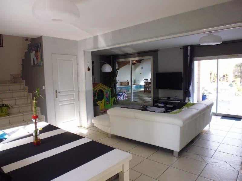 Vente maison / villa St georges les baillargeau 332900€ -  4