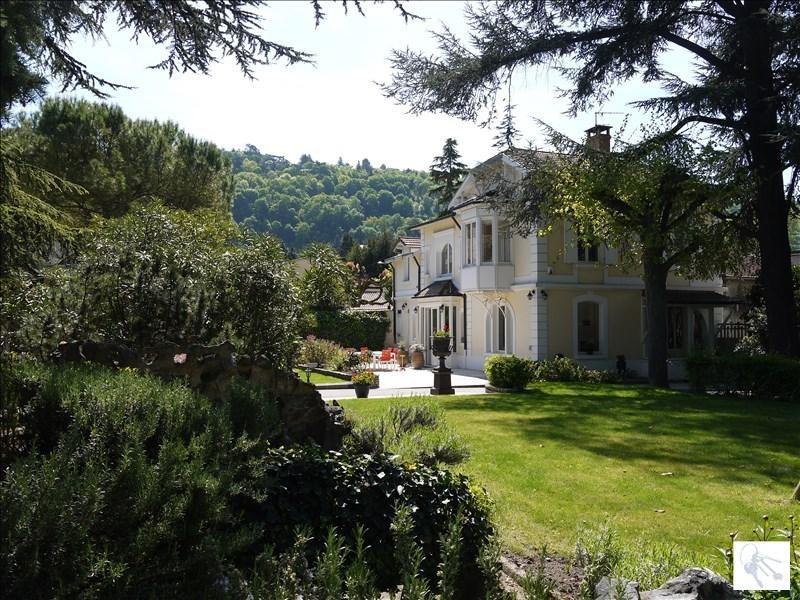 Immobile residenziali di prestigio casa Vienne 880000€ - Fotografia 2