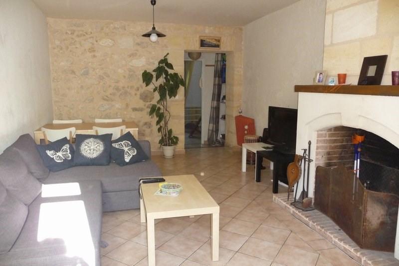 Sale house / villa Baurech 158500€ - Picture 1