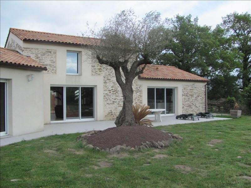 Vente maison / villa Vallet 344990€ - Photo 1